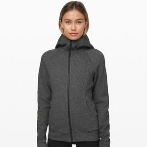 Lululemon Athletica Gray Hoodie Sweater IV Size 6